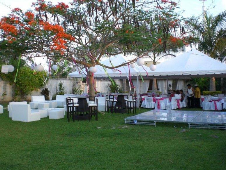 Renta de quintas para boda monterrey n l for Bodas en jardin en monterrey