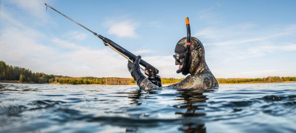 ¿Cómo Elegir Su Arpón De Pesca En 2020?  La Opinión De Un Buceador