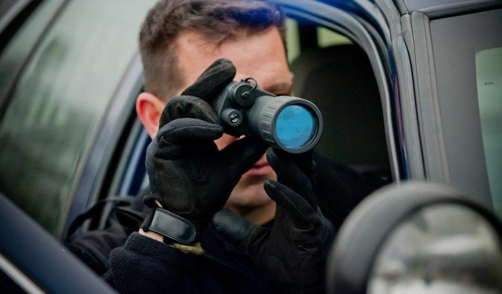 ¿Qué Binocular De Visión Nocturna Elegir En 2021?  Reseñas, Pruebas Y Comparación